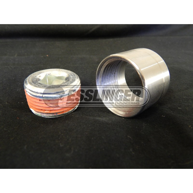 Oil Pan Sight Plug & Bung Kit