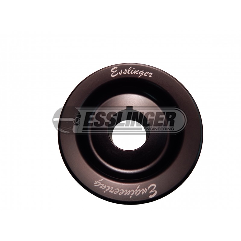 Ford SOHC underdrive crank pulley