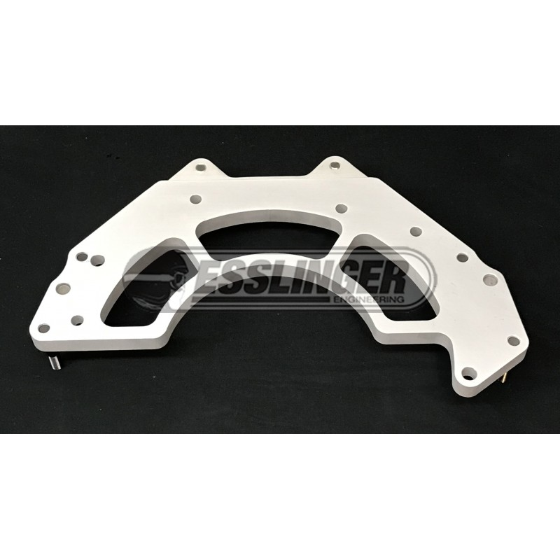 Ecoboost/ Duratec to SBF Bellhousing Adapter
