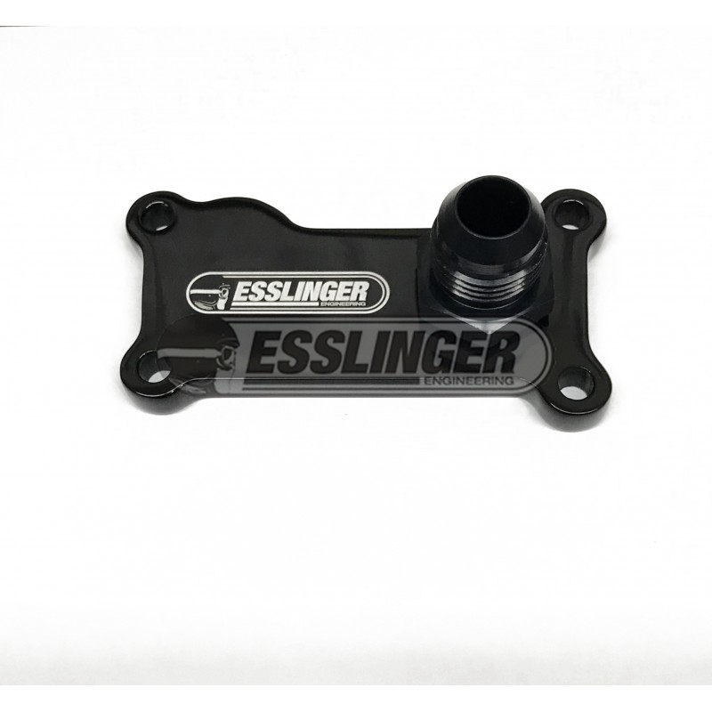 Billet Oil Inlet Adapter